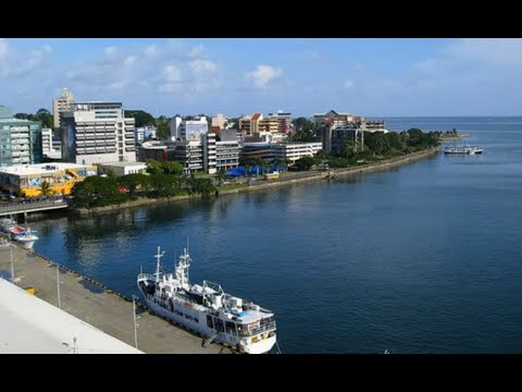 Amazing Beauty Suva - The City Beautiful Beach In The World I