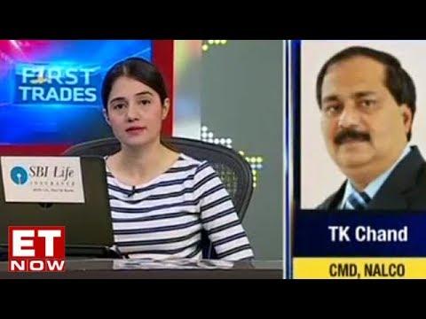 TK Chand of NALCO India speaks on aluminium market | Stock in News