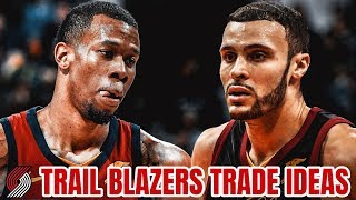 Trail Blazers Trade Ideas | Shedding Evan Turner, Larry Nance, Rodney Hood, Terry Rozier & More!