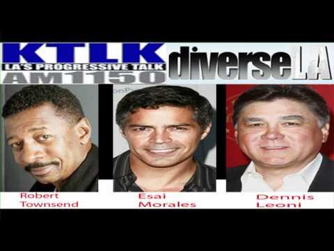 Diverse LA: Robert Townsend w/ Esai Morales & Dennis Leoni