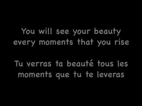 You are the moon - The Hush Sound Lyrics English/Français