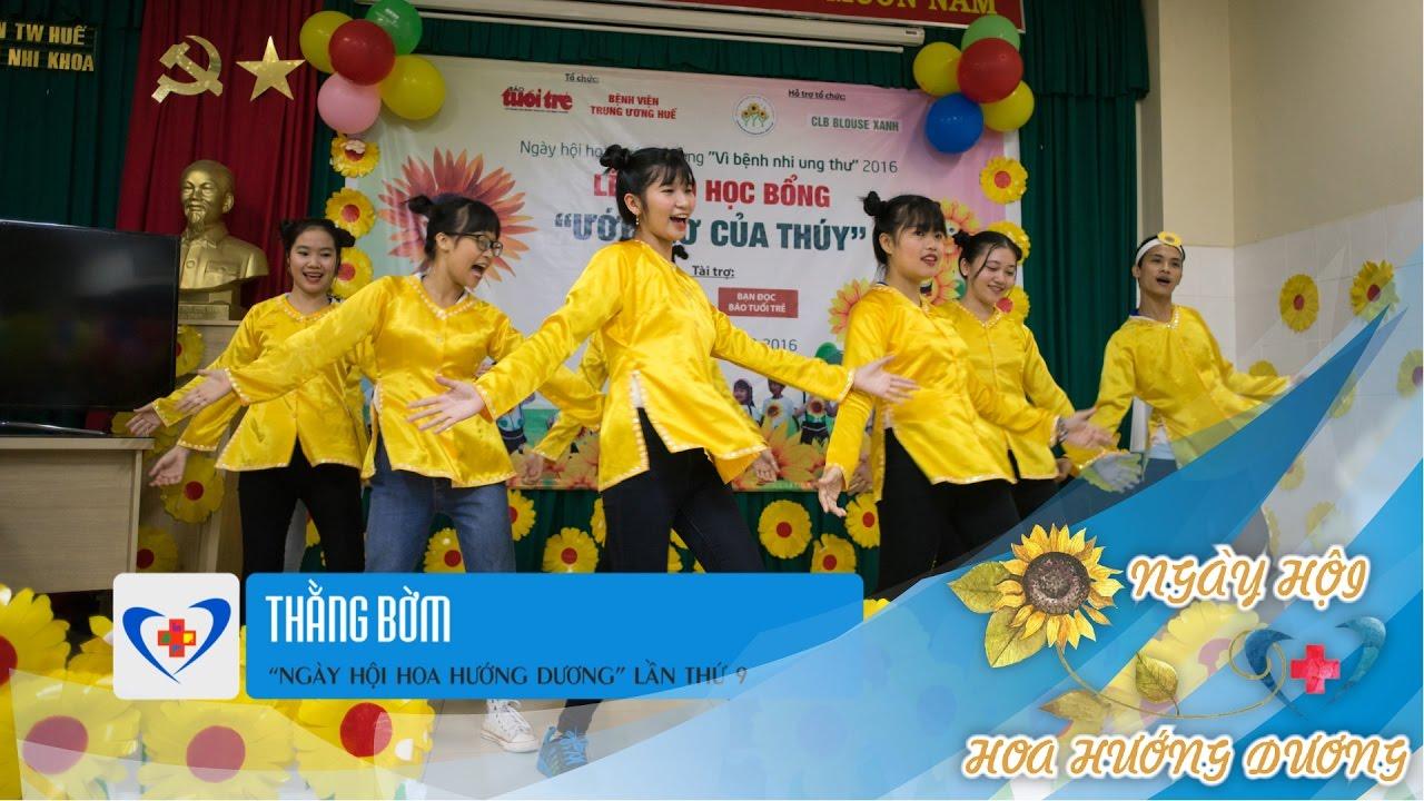 """""""Ngày Hội Hoa Hướng Dương""""  lần thứ 9 – Flashmob: Thằng Bờm…"""