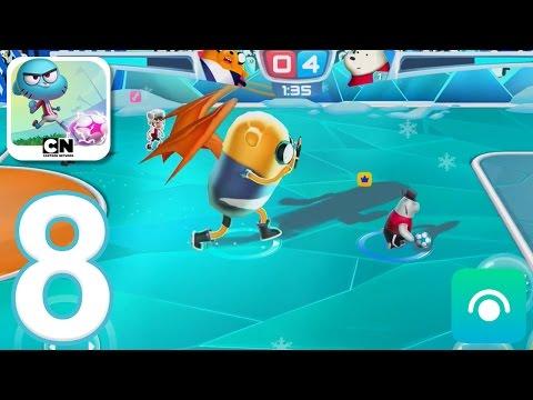 CN Superstar Soccer: Goal!!! - Gameplay Walkthrough Part 8 - Superstar Cup: Ice Bear (iOS)