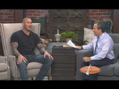 WWE Superstar Randy Orton talks about the WWE's Money in the Bank event 2017