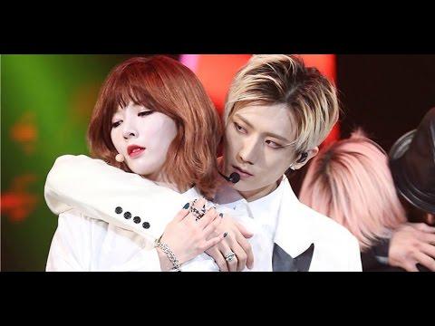 hyuna dating hyunseung