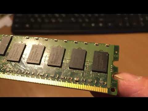 Что такое Серверная память ? KTH-MLG4SR/4G