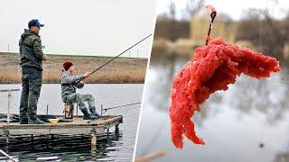 Весенний поплавок - рыбалка с сыном | Секретное китайское тесто | Рыбалка 2020 | Наш Первый челендж