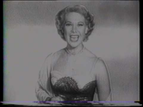 Dinah Shore Tells the World to See the USA in a Chevrolet 1953