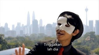 Repeat youtube video Ayuh Tinggalkan Dia - Encik Mimpi ( Official MV + Lirik )