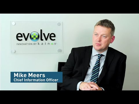 Working With Kainos Evolve®: The Ipswich Hospital NHS Trust