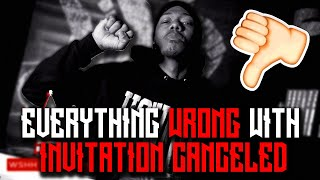 """Everything WRONG With Nick Cannon's """"Invitation Canceled"""" (Eminem Diss)"""