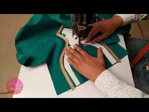 Latest Kurti Neck Designs Cutting and Stitching || Stylish Neck Design for Kurti/Suit