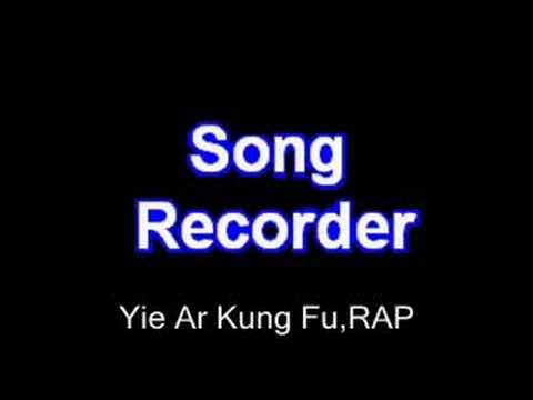 Yie Ar Kung Fu,RAP