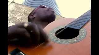 Chơi Guitar 1 dây, cảm hứng bất tận !!!