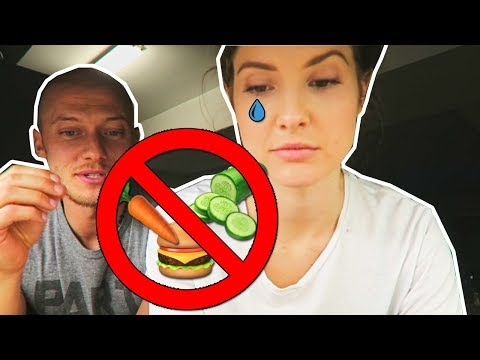 I COULDN'T EAT FOOD 😞 (P.S. KATJA GLIESON'S MV IS OUT! ft. Jake Paul, King Bach, Erika Costell)