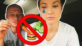 I COULDN'T EAT FOOD 😞 Jake Paul, King Bach, Erika Costell)