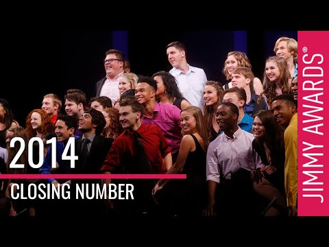 2014 National High School Musical Theater Awards Finale