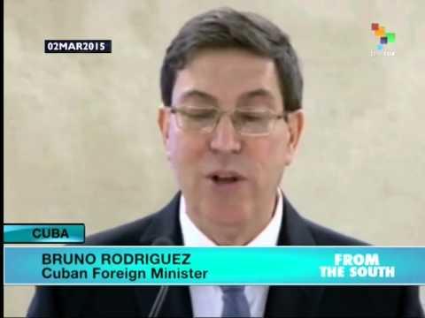 Cuba opposes US attacks on Venezuela