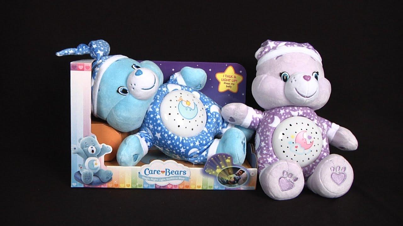 Care Bears Magic Night Light Sweet Dreams Bear From Just