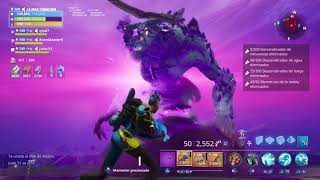 SAVE THE WORLD / ULTIMATE MISSIONARY FROM LATOSO VALLEY /FORTNITE