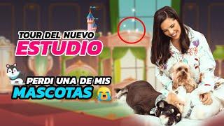 A QUIEN PERDÍ | TOUR DEL ESTUDIO 2 | El Mundo de Camila