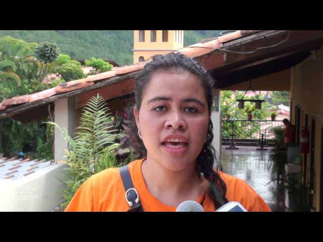 Taller de Consulta Nacional a Jóvenes Rurales de Honduras
