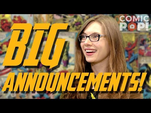 New Developments at ComicPOP!