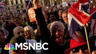 The Latest British Trend Is...Throwing Milkshakes? | All In | MSNBC