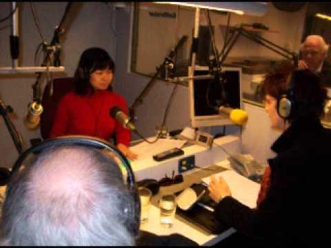 radio interview Vietnamese music