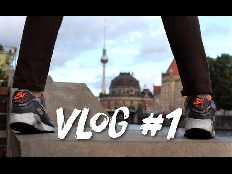 Vlog #1 | 3 Gün | Berlin | Cowcaddens