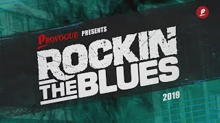 Rockin' The Blues 2019 - JONNY LANG, WALTER TROUT & KRIS BARRAS