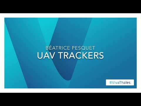 UAV trackers - pitch by Béatrice Pesquet