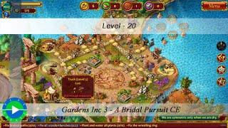 Gardens Inc 3 - A Bridal Pursuit CE - Level 20