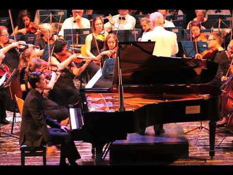 "L. Van Beethoven Concerto op.73 ""Imperatore""  Allegro (parte 1) - Pietro Bonfilio"