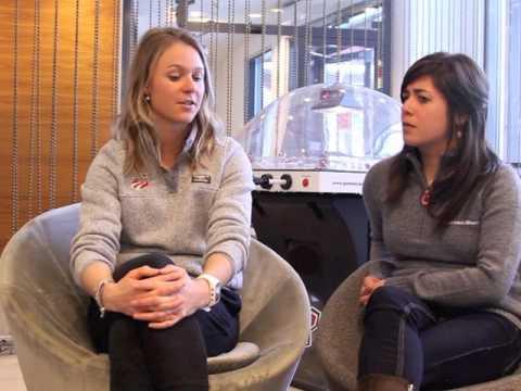 After the Medals: Interview with Bronze Team Sprint Medalist Sadie Bjornsen