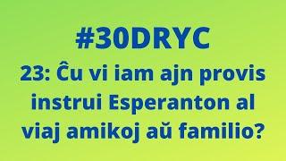Ĉu Vi Iam Ajn Provis Instrui Esperanton al Amiko?   Keep It Simple Esperanto