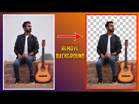 How To Remove Background in Photoshop Like A Pro