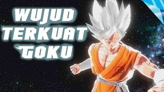 Master Ultra Intinct//Wujud Terkuat GOKU!