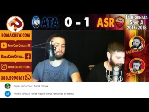 Atalanta - ROMA | Diretta LIVE (Serie A)