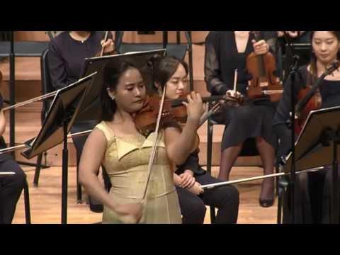 F Kreisler -  Recitativo and Scherzo Caprice / Ji Young Lim 임지영
