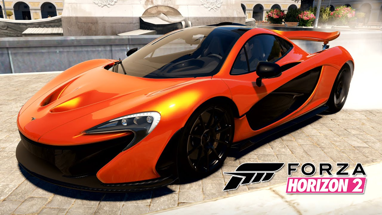 forza horizon 2 gameplay car meet in orange