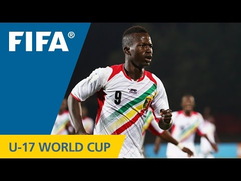 Highlights: Ecuador v. Mali - FIFA U17 World Cup Chile 2015