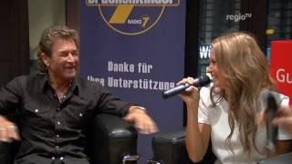 Peter Maffay singt mit Monrose-Star Mandy Capristo (Regio TV Schwaben)