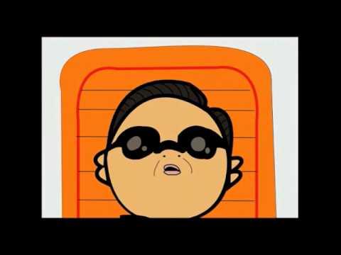 Saadin Dassum - PSY - Gangnam Style PG13