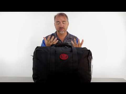 Red Oxx Medium Aviator Kit Bag Introduction Video Demo