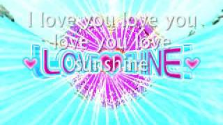 Love Shine English with Lyrics