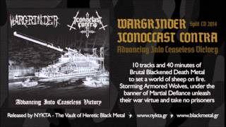 ICONOCLAST CONTRA - Wolfsect: Alpha Breed (Nykta 2014)
