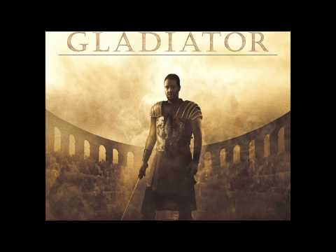 Gladiator original soundtrack hans zimmer youtube for Gladiator hans zimmer