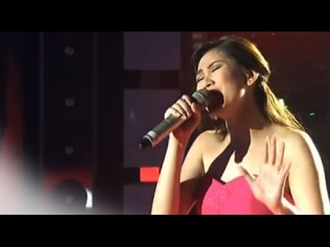 Sarah Geronimo sings Side A 'Forevermore'