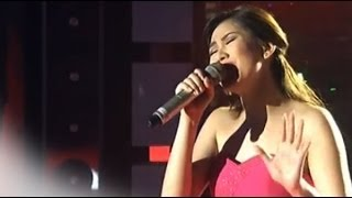 Sarah Geronimo sings Side A